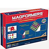 Магнитный конструктор Магформерс Пифагор 47 деталей артикул 63113