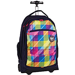 Подростковый рюкзак на колесах Chiemsee Огонь