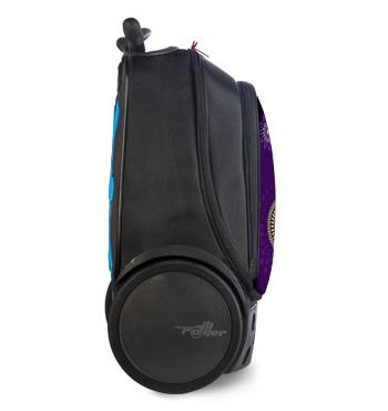 Рюкзак на колесах Roller Bloom Nikidom Испания арт. 9011 (19 литров), - фото 2