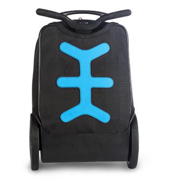 Рюкзак на колесах Roller Bloom Nikidom Испания арт. 9011 (19 литров), - фото 6