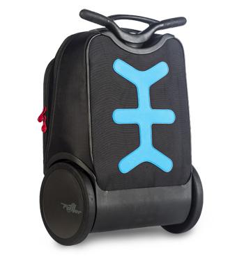 Рюкзак на колесах Roller Bloom Nikidom Испания арт. 9011 (19 литров), - фото 7