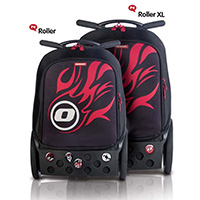 Рюкзак на колесах Roller Bloom Nikidom Испания арт. 9011 (19 литров), - фото 19