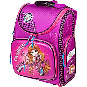 Школьный рюкзак – ранец HummingBird K104 Fashion с мешком для обуви