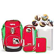 Рюкзак Ergobag Horse LovBear с наполнением + светоотражатели в подарок