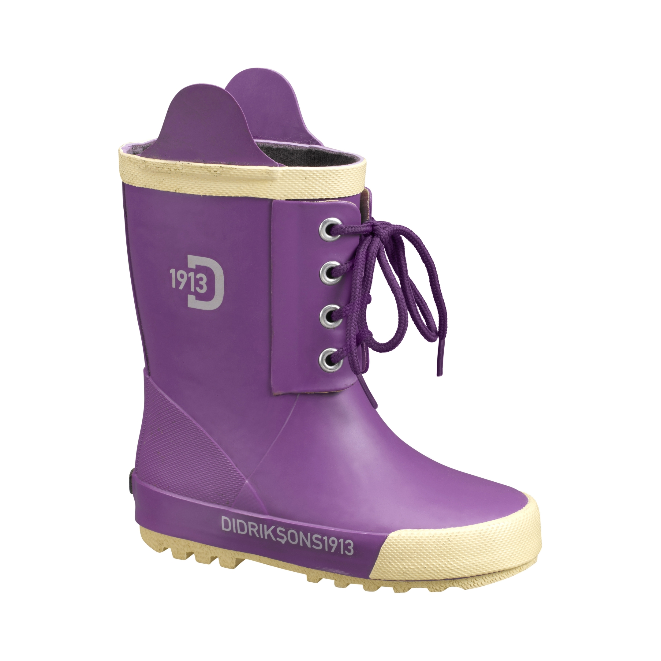 Сапоги Didriksons резиновые Splashman фиолетовый, - фото 1