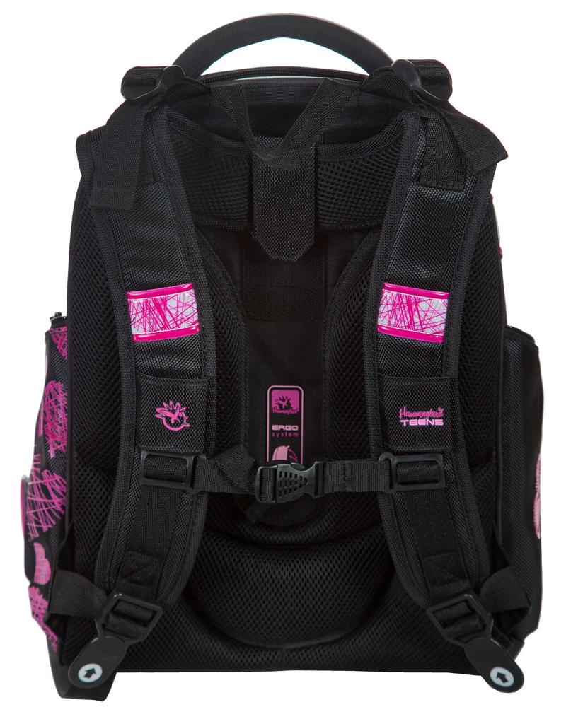 Школьный рюкзак Хамминберд T82 официальный, - фото 3