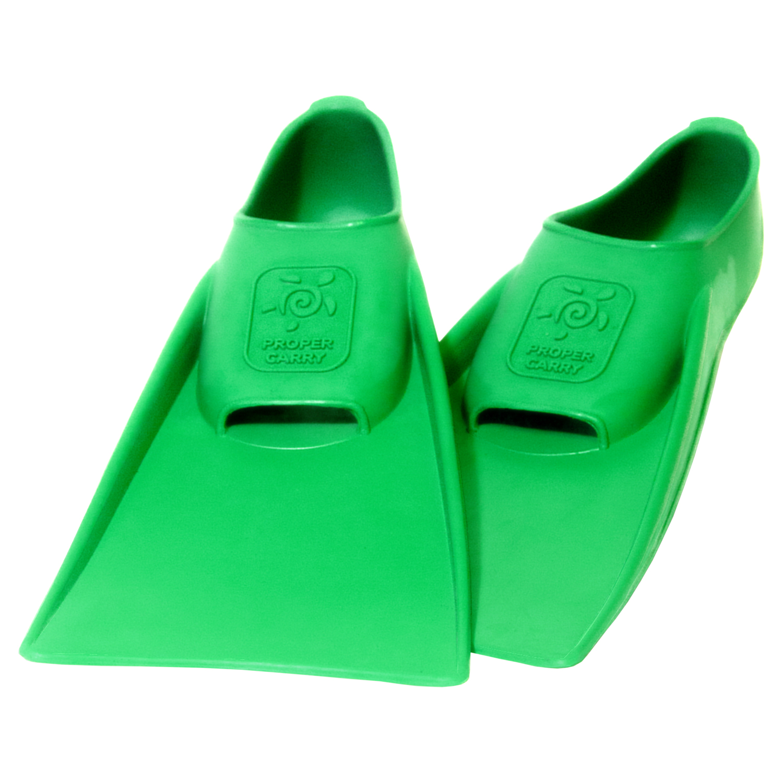 Грудничковые каучуковые ласты для плавания ProperCarry Super Elastic очень маленькие размеры 21-22, 23-24, 25-26, 27-28, 29-30, - фото 6